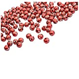 Foppish Mart Red Polka Dot Beads