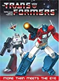 Transformers: More Than Meets the Eye [DVD] [Region 1] [US Import] [NTSC]