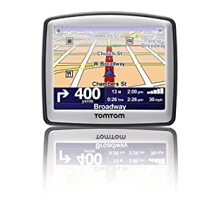 TomTom ONE 125 3.5-Inch Portable GPS Navigator