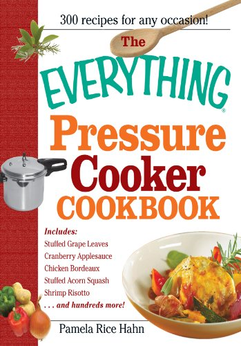 The Everything Pressure Cooker Cookbook (Everything®) (Cookbook Rice Cooker compare prices)