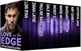 img - for Love on the Edge: Nine Shades of Romantic Suspense book / textbook / text book