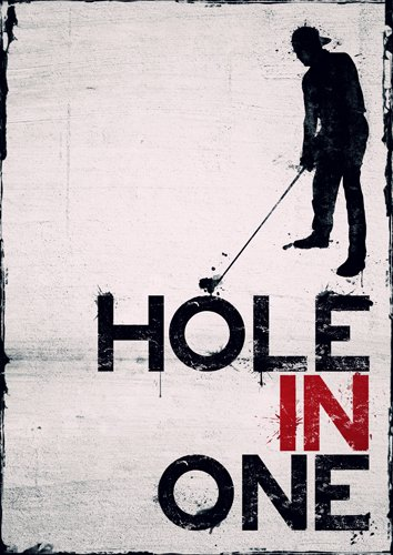 Golf Poster, Golfen Plakat, Poster Sport, Golf, Hole in One, A3 Poster, ungerahmt