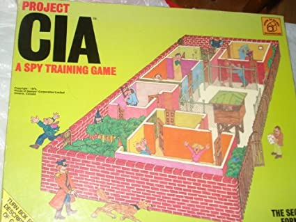 Spy Training Camp Project Cia a Spy Training