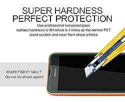 Nillkin Protective 9H Amazing H Nanometer Anti Explosion Tempered Glass Screen Guard Protector Film For Nokia Lumia 530 Dual Sim RM-1017