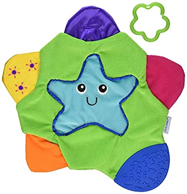 The First Years Star Teething Blanket by Tomy that we recomend individually.