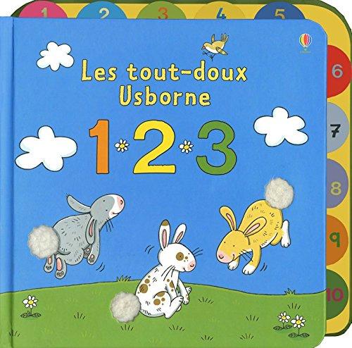 1 2 3 (Les tout-doux Usborne)