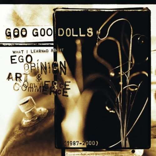 Goo Goo Dolls - What I Learned About Ego, Opinion, Art & Commerce (1987-2000) - Zortam Music