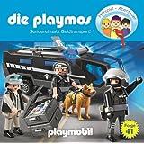 Die Playmos / Folge 41 / Sondereinsatz Geldtransport