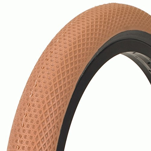 Cult Vans Tire 20x2.20 Wirebead Waffle Pattern Classic Gum BMX Tire (Bmx Cult Tires compare prices)
