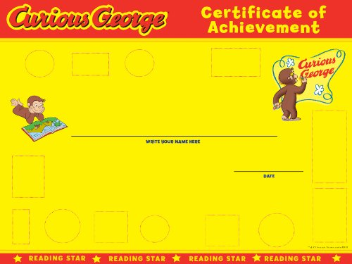Reading Fun with Curious George Boxed Set (CGTV reader boxed set) (Green Light Readers Level 1)