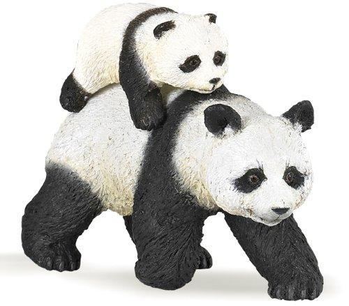 Papo Panda & Baby Panda