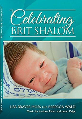 Celebrating Brit Shalom - bloodless Jewish naming ceremony