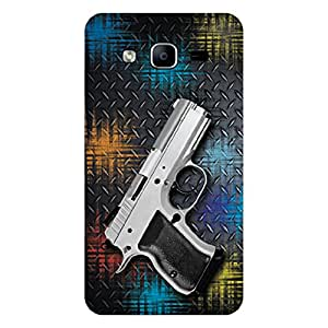 RD Digital Printed Designer Back Cover for Samsung Galaxy On 7 (Multi-color)