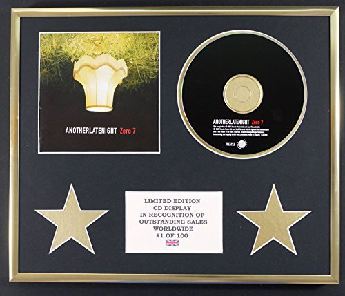 zero-7-cadre-cd-edition-limitee-certificat-dauthenticite-another-late-night