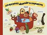 """Afficher """"Les Recettes dessinées de Papinette"""""""