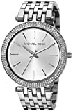 Michael Kors Women's MK3190 Darci Analog Display Analog Quartz Silver Watch