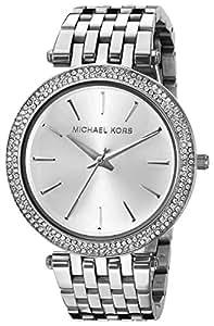 Michael Kors Women's Darci Silver-Tone Watch MK3190
