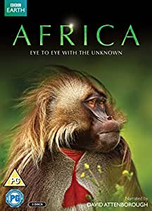 Africa [3 DVDs] [UK Import]