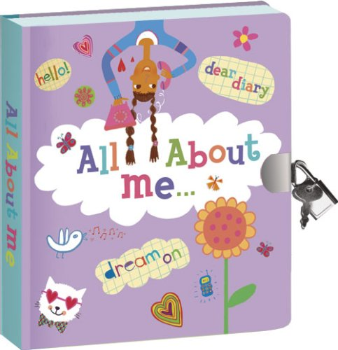 All About Me Lock & Key Diary