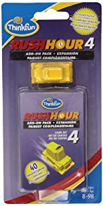 ThinkFun Rush Hour 4