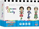 Cast & Paint Kit: Princess Party