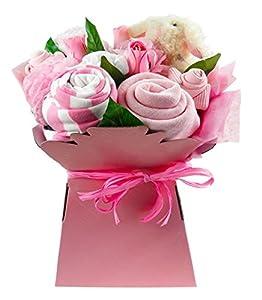 Caja de Flores de Ropita Niña Say It Baby marca Say It Baby - BebeHogar.com