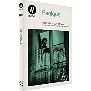 Panique [Édition Digibook Collector Blu-ray + DVD + Livret]