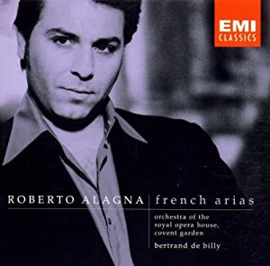 Roberto Alagna - french arias
