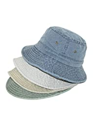 e671bc1883b Classic Bucket Hat for Kids by Dorfman Pacific on PopScreen