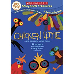 Chicken Little & More Zany Animal Stories