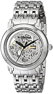 Stuhrling Original Men's 165A.33112 Lifestyle 'Winchester Elite' Skeleton Automatic Watch