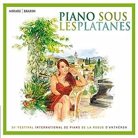 Piano sous les platanes: 34�me Festival International de Piano de La Roque d'Anth�ron