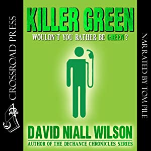 Killer Green Audiobook