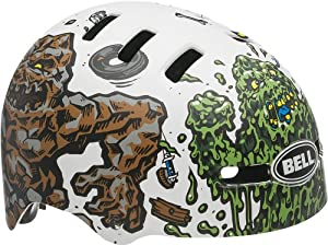 Bell 2014 Fraction Youth / Kids Cycling Helmet - Graphics (Jimbo Elements - XS)