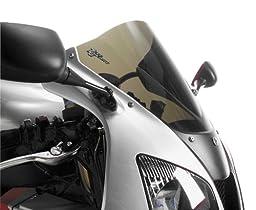 Zero Gravity Double Bubble Windscreen Smoke for Honda RC51 00-06