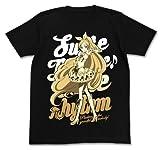 スイートプリキュア♪ キュアリズムTシャツ ブラック サイズ:M
