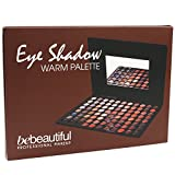 Bebeautiful Eyeshadow 88 Shades Palette, Warm