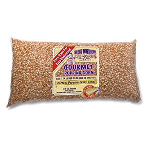 Great Northern Premium Yellow Gourmet Popcorn 12.5 Pounds