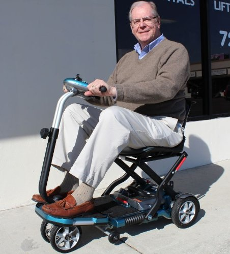 Top tech gadgets for senior citizens for Motorized scooters for elderly