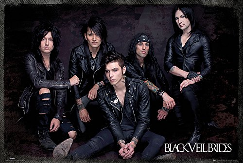 GB eye LTD, Black Veil Brides, Gruppo Sit, Maxi Poster, 61 x 91,5 cm