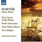 Bart�k: Piano Music, Vol. 6
