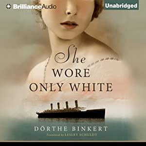 She Wore Only White | [Dorthe Binkert]