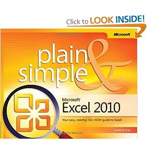 Microsoft Excel 2010 Plain &