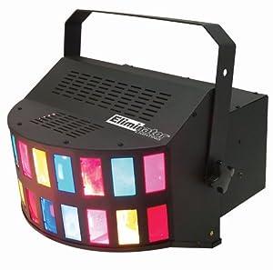 Eliminator Lighting Special Effect Series Double Derby Special Effects Lighting
