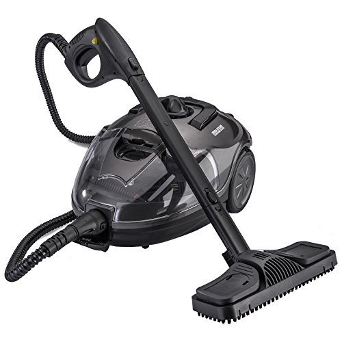 STX International Mega-Steam Model STX-4000-SX2 Series Household Steam Cleaner Featuring Variable Intensity Steam Control and Childproof Lock (Steamer Cleaner Mcculloch compare prices)