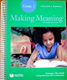 img - for Making Meaning Grade 2 Teacher's Manual Second Edition 2008 book / textbook / text book
