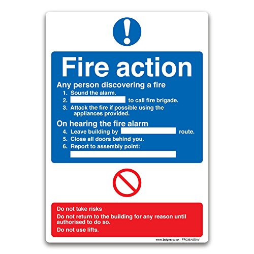 fire-action-a5-148-x-210mm-self-adhesive-vinyl-sticker-safety-sign