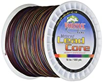 Woodstock 18-Pounds Metered Lead Core Fishing Line, 1000 Yards