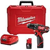 DRILL DRIVER KIT 3/8IN M12