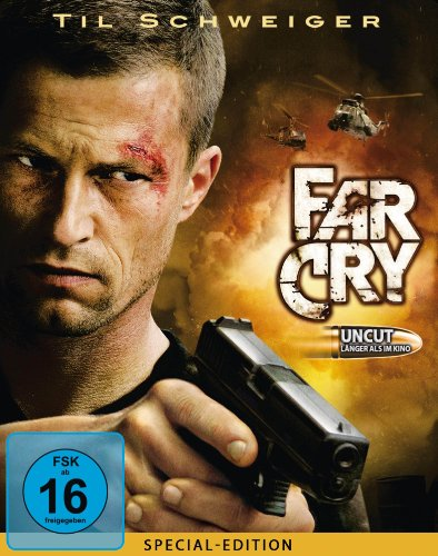 Far Cry (Steelbook) (Special Edition) [Blu-ray]